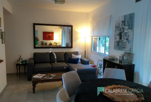 ALQUILO DEPTO 1 DORM CON PATIO Y BALCON EN GARAY